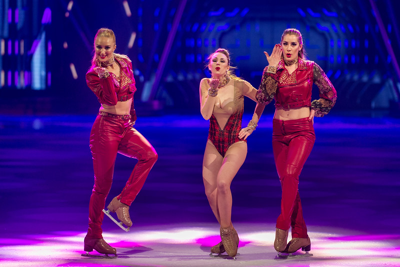 Impression, bei Holiday on Ice am 21.01.16 in Mannheim