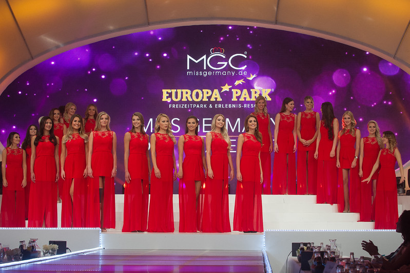Impression,Impression, beim Miss Germany 2017 Finale am 18.02.17 in Rust im Europapark