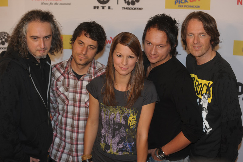 """Roter Teppich zur Show """"The Dome 55"""" am 27.08.10 in Hannover"""