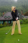 Elke Sommer,  bei dem finanzwelt EAGLES Charity Golf Cup 2012 am 06.08.12 in  Baden-Baden